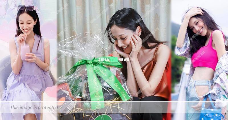 Kind-hearted Grace Chan prepares gifts to autistic children