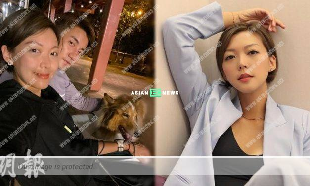 Inez Leong denies about Tony Hung proposing marriage