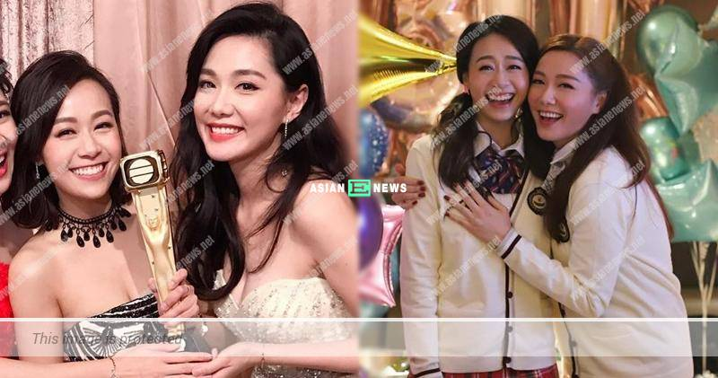 Jacqueline Wong and Roxanne Tong are no longer friends?