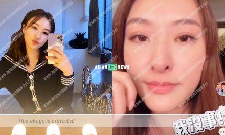 Jeannie Chan cries within 5 seconds and impresses the netizens