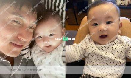 Joel Chan is willing to make sacrifices because of his son