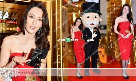 Kelly Cheung is financially independent and does not need to rely on her boyfriend