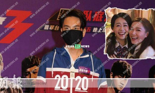 Roxanne Tong and Jacqueline Wong become enemies? Kenneth Ma is clueless