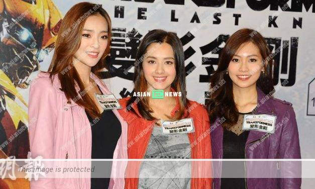 Lisa Marie Tse feels relaxed when her cousin films TVB drama first
