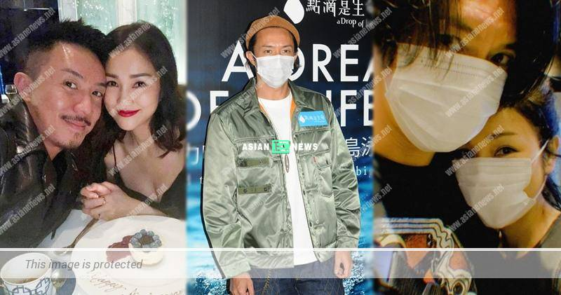 Louis Cheung's wife Kay Tse takes care of his finance