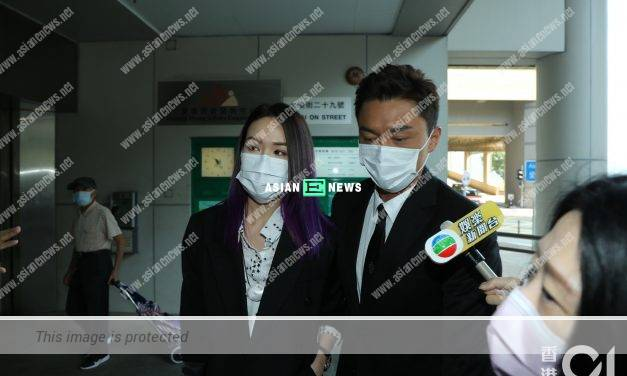 Matt Yeung is released on bail and violates traffic rules again?