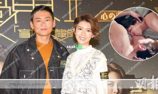 Owen Cheung feels embarrassed to film kissing scene