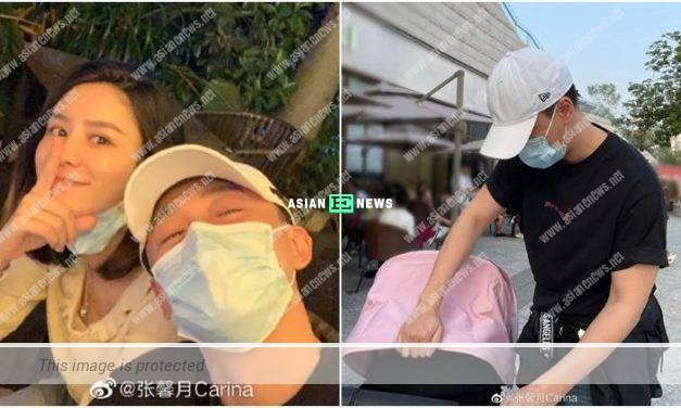 Raymond Lam does not care about becoming TV King? He focuses on taking care of his daughter