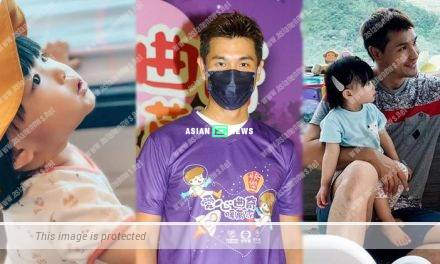 Ruco Chan wishes to have another child to accompany his daughter
