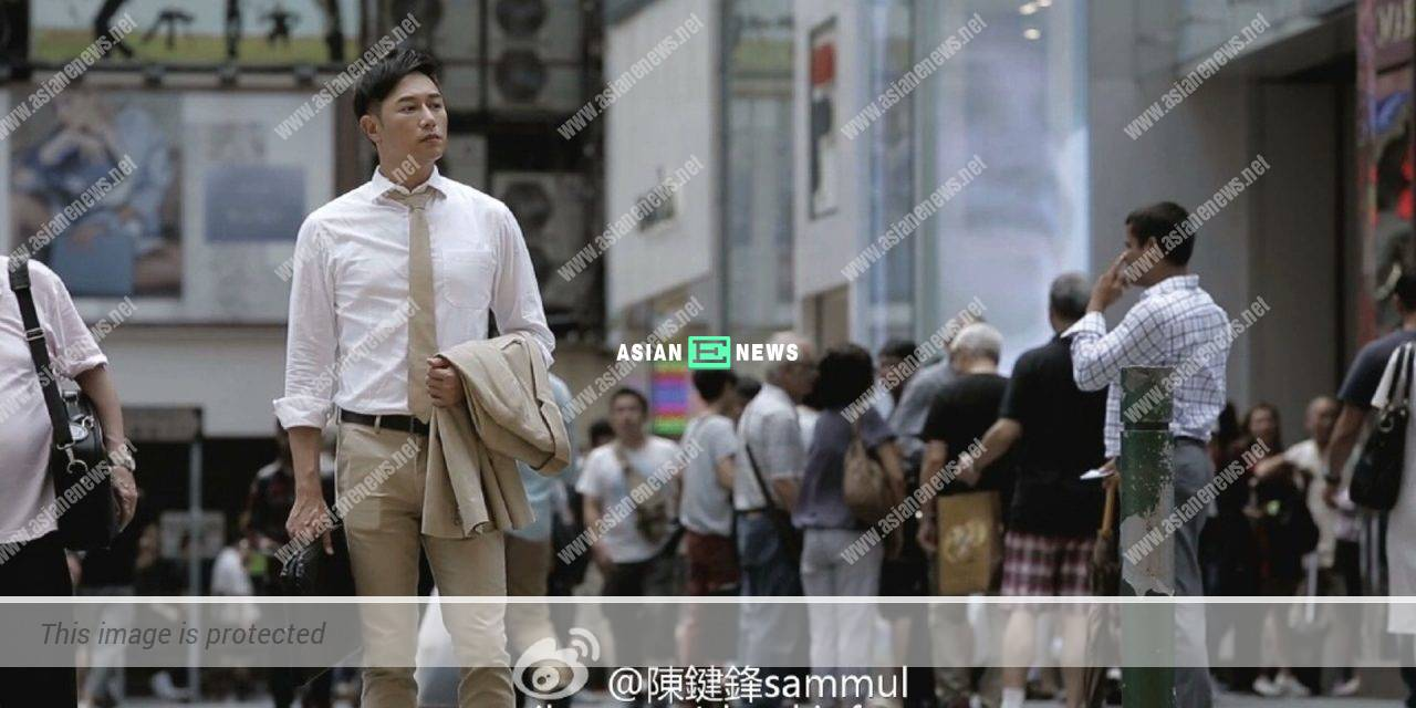 42-year-old Sammul Chan loses his baby face and looks old?