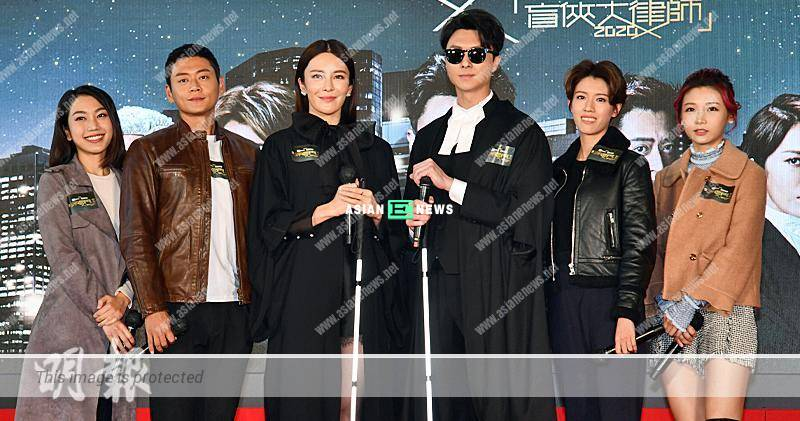 Legal Mavericks II drama: Kelly Cheung feels it is challenging to play a villain for the first time