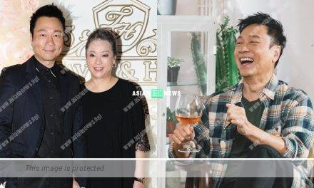 Wayne Lai wishes to leave this world earlier than his wife