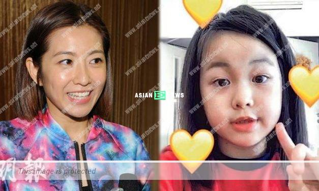 Yoyo Chen's daughter uploads the wrong video disclosing her appearance
