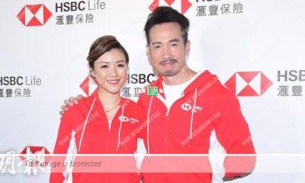 Moses Chan and Aimee Chan cherish all work opportunities