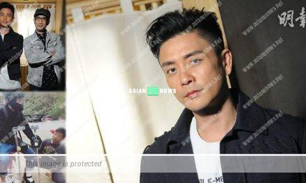 Bosco Wong overcomes his phobia to film action scenes