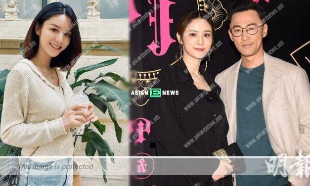 Carina Zhang is pointed to rely on Raymond Lam for luxurious lifestyle
