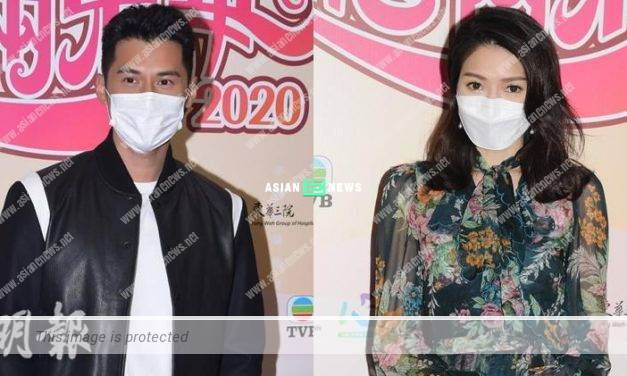 Carlos Chan has zero interactions with Shiga Lin; He refuses to announce his relationship