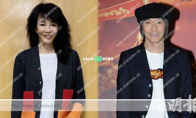 Furious Carol Cheng denies about insulting Stephen Chow