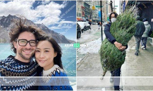 Fala Chen told her husband to buy Christmas tree and save $30 delivery fee