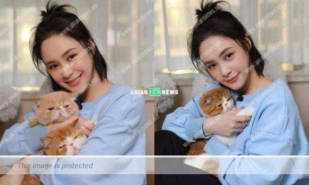 "Gillian Chung loses weight; She describes herself as ""cat slave"""