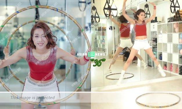 """Daring Linda Chung plays """"16 Years Old Challenge"""": Please do not laugh at me"""