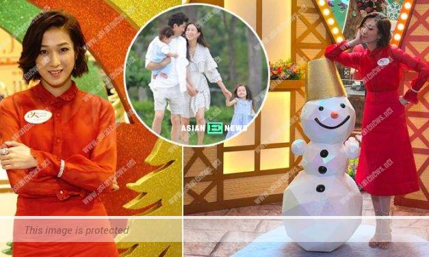 Linda Chung looks forward to celebrate Christmas with her family in Canada