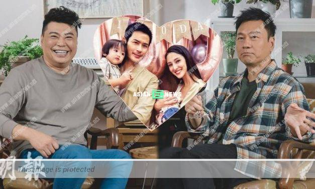 Wayne Lai exposes Kevin Cheng likes Grace Chan when she makes her debut