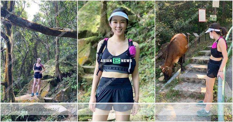 Louisa Mak shows her natural beauty; Netizens pointed she look tired