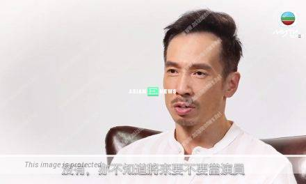 Hardworking Moses Chan watches nearly 1000 drama before joining TVB