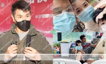 Ruco Chan wishes to have a son and takes it easy