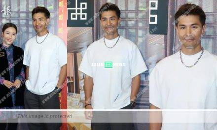 TVB is grooming Vincent Wong to become TV King again? Ruco Chan's new drama is suspended