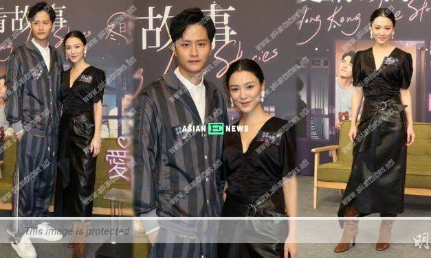 Venus Wong informs her husband before shooting kissing scene with Brian Tse