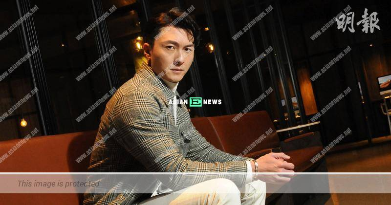 Becoming TV King again? Humble Vincent Wong pointed it is hard to say