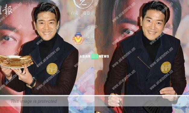 Chris Lai urges Kenneth Ma and Roxanne Tong to settle down soon