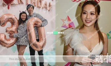 Crystal Fung responds coldly about the rumours related to Kong Ka Man's wedding news