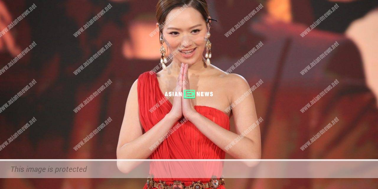 Gracious Crystal Fung gives her blessings to her old love Martin