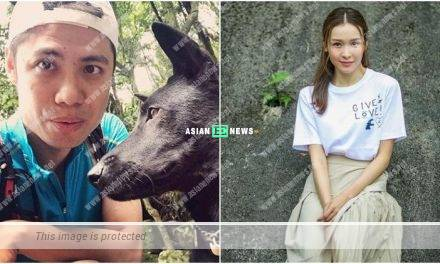 Stable relationship? Danny Chan reveals he sees Ali Lee frequently