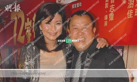 Ms Virginia Lok feels happy to see Eric Tsang returning to TVB