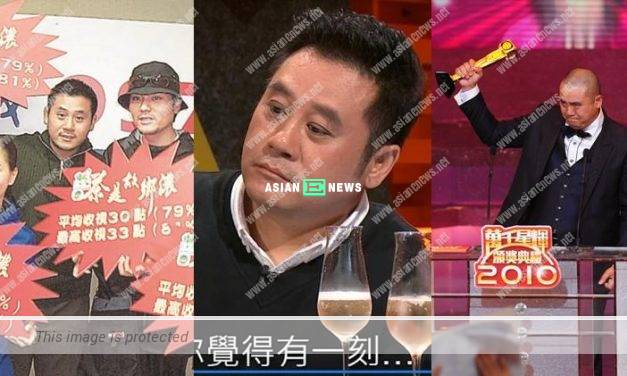 Evergreen Mak shares his painful experiences in TVB: People treat me invisible