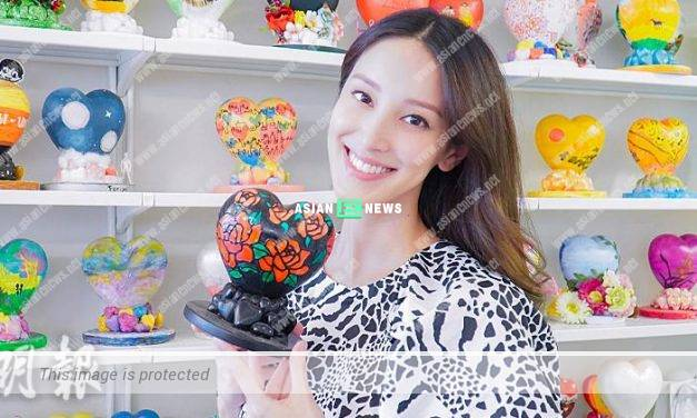 Kind-hearted Grace Chan teaches everyone to make turnip cake online