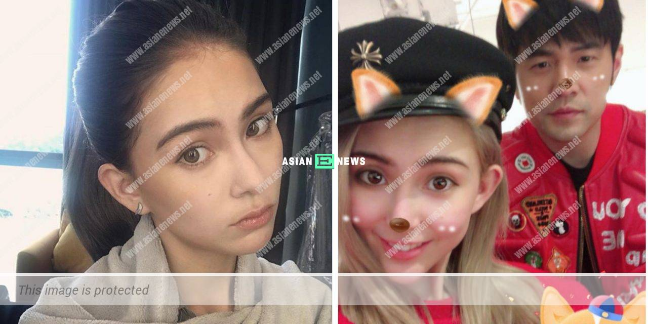 Jay Chou's wife Hannah Quinlivan challenges her stamina