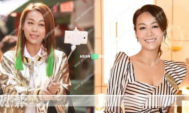 TVB has no intention to end the contract with Jacqueline Wong?