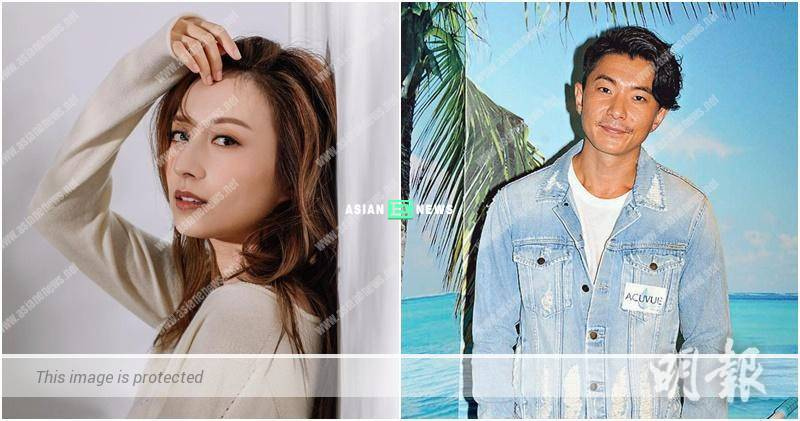 Katy Kung is furious when pointed to film Endy Chow's hotel room