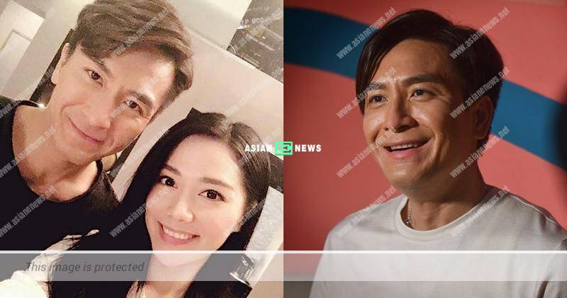 Wedding bells are ringing? Kenneth Ma told everyone not to treat it seriously