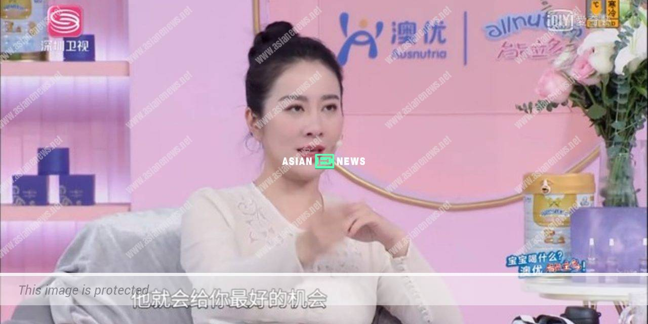 Michelle Ye discloses a famous actor has bad breath: I force him to eat chewing gum