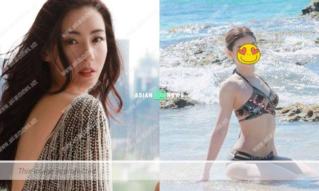 Taiwanese actress Miya Xia resembles Hong Kong star Cecilia Cheung