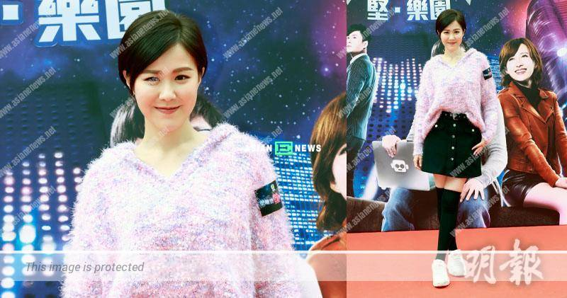 Moon Lau shows her dissatisfaction online: I am an adult now