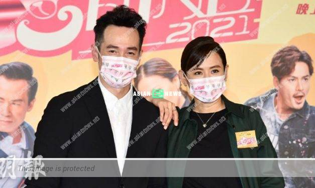Armed Reaction 2021 drama: Jessica Hsuan makes many NG because of Moses Chan?