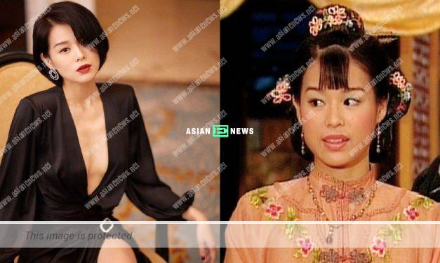 Myolie Wu admits she suffers from slight depression when working for TVB