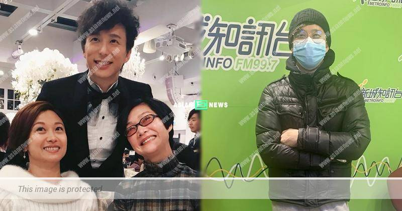 Singer Patrick Tang shares his working experiences